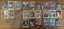 Mark Mcgwire 1987 topps mint rookie card  & 23 card collection. vintage. invest