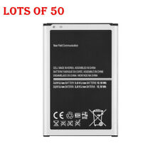 New For Lots of 50 Samsung Galaxy Note 3 Battery NFC B800BZ 3200mAh N9000/N9005
