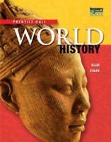 Prentice Hall World History, Hardcover - Ellis, Elisabeth Gaynor -Esler, Anthony