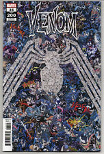 VENOM #35 MR GARCIN 200TH ISSUE Variant Cover NM