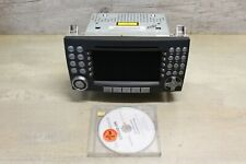 Mercedes-Benz SLK R171 350 Radio Navi Navigation Comand APS mit CD A1718202989