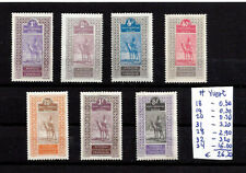 FRENCH COLONIES - HAUTE SENEGAL & NIGER - GOOD LOT OF VERY FINE MLH STAMPS