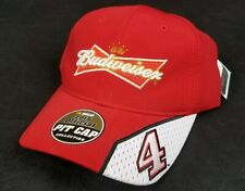 2015 Chase Authentics Kevin Harvick #4 Budweiser Pit Hat Cap Stewart-Haas Racing