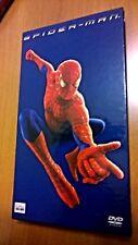 SPIDERMAN SPIDER MAN-GIFT EDITION Box 3 DVD-Spec.edit.+fotogramma-n°1720 / 07408