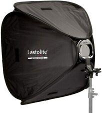 Lastolite 38x38cm Ezybox Hotshoe Softbox with Bracket