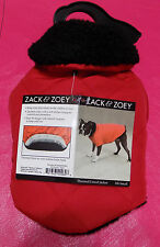 Zack & Zoey Thermal Lined Jacket XX-Small Red New With Tag