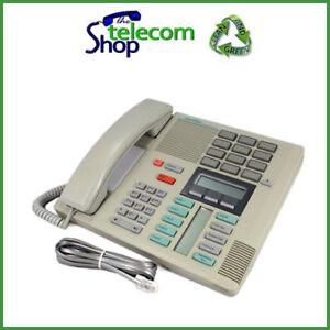 Meridian Norstar M7310 Telephone in Grey NT8B22AA