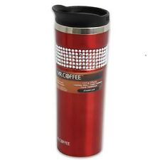 Mr-Coffee-Studio-Lux-Stainless-Steel Fancy Travel-Mug double-wall cup