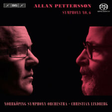 Allan Pettersson : Allan Pettersson: Symphony No. 6 CD (2012) ***NEW***