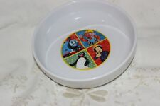 Cereal Bowl Fireman Sam, Bob the Builder, Thomas, Pingu