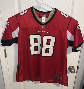 Atlanta Falcons Tony Gonzalez Number 88 Jersey- Youth XL- NFL Replica Iron On