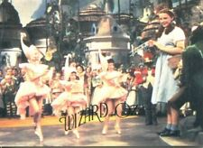 Duocards Wizard Of Oz Promo Card #2 Dorothy & The Munchkins