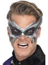 Máscaras y caretas brujos color principal negro para disfraces