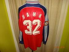 Hansa Rostock Adidas Langarm Matchworn Trikot 1998/99 + Nr.32 Hahn Gr.XL TOP