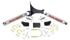 Dual Steering Stabilizer Kit, 2005-2017 Ford F250, F350 4x4
