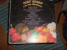 """LP 12"""" TONY SPADA E LA SUA BIG BAND N/MINT GEMINI RECORDS ITALY"""