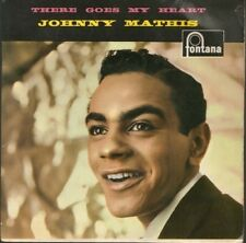 """JOHNNY MATHIS there goes my heart ep 7"""" PS EX/EX TFE17088"""