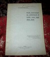 Accademia Militare 1914 Osservazioni sui Combattimenti di Località...