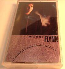 PIERRE FLYNN Tape Cassette LE PARFUM DU HASARD 1987 Audiogram Canada AD410014