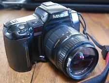 Minolta Maxxum 700si 35mm SLR Film Camera with ZOOM 28-80mm 1:3.5-5.6 MACRO Lens