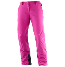 Womens Salomon ICEMANIA Pant 18