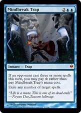 OtBG MTG Magic Mythic Rare LP Light Play Mindbreak Trap  ZEN Zendikar