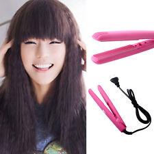 Travel Hair Crimper Iron Curler Hair Waver Flat Iron Beauty Tool Hair Curling