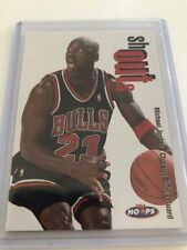 Michael Jordan Not Autographed NBA Basketball Trading Cards