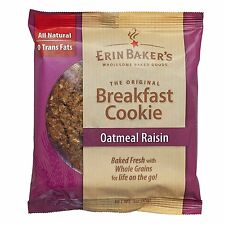 Erin Baker's Breakfast Cookies, Oatmeal Raisin