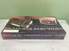 Vantage RasterOps 2536 Graphics/Video  24STV  New and Sealed