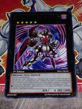 Carte YU GI OH NUMERO C80 : REQUIN FURAX PRIO-FR046