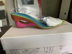 Ramon Tenza heels