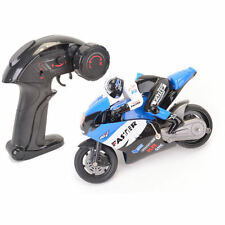 Mini Rc Bike - 2.4GHz - Azul-GX806B