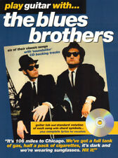Play Guitar with ... The Blues Brothers Gitarre Noten Tab mit Play-Along CD