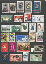 CHINA STAMPS FROM AN OLD ALBUM (8)