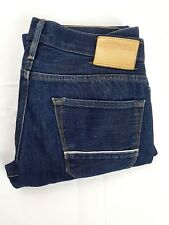 True Religion Jeans Limited Edition Selvedge Mens Size W30 L31