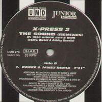 X-PRESS 2 - the sound - UMD