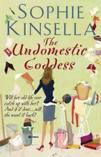 BOOK-The Undomestic Goddess,Sophie Kinsella- 0552772747