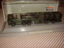 H0 Militrär Tankwagen Getarnd Roco # 834