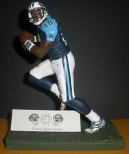 TENNESSEE TITANS VINCE YOUNG LOOSE DEBUT McFARLANE  NFL FOOTBALL BLUE JERSEY