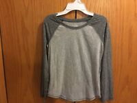 Girls Justice Gray Shirt Size 8