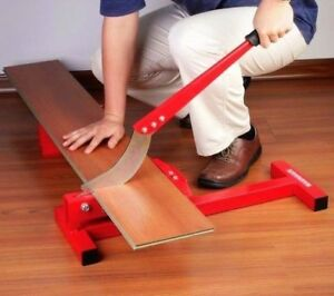 Roberts 10-35 8 in. Laminate Cutter Cross Cutting V-Support Flooring Tool