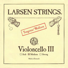 Larsen Cello G String Medium Tension 4/4 Full Size