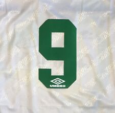 Original Celtic 1995-97 Third Name And Number Sets. Any Name. Any Number.