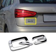 Nero lucido A3 TDI Scritta Emblema Badge per baule posteriore A3 modella