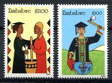 Zimbabwe Simbabwe 2003 Frauenrechte Women`s Rights766-767 Postfrisch MNH