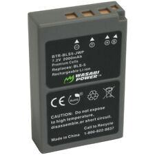 Olympus BLS-5, BLS-50, PS-BLS5 Battery by Wasabi Power