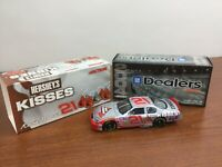 2004 Kevin Harvick #21 Special Edition Hershey's Kisses 1/24 Action Diecast