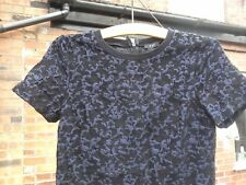 Ladies Dress by F & F - Size UK 8 - Short Sleeves