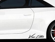 Vmax Edition Auto Aufkleber Sticker Folie Decor Limited Tattoo JMD 30x10,5cm